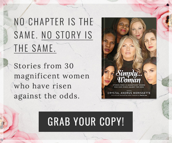 I'm a Featured Author in this POWERFUL book!.  Stories from 30 magnificent women who have risen against the odds. Grab your copy!
